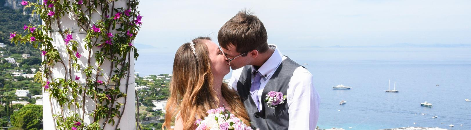 Weddings in Capri